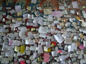 Love In Verona And A Wall Of Words